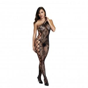 Baci - One Shoulder Catsuit
